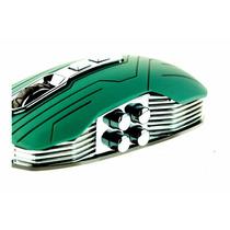 Mouse Profesional Gamer Hayabusa 9 Botones 2400dpi