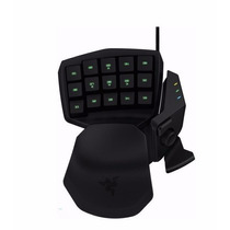 Teclado Razer Tartarus Gameboard Keypad Refurbished -negro