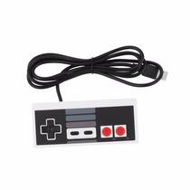 Control Usb Retro Nes O Nintendo Para Pc O Mac