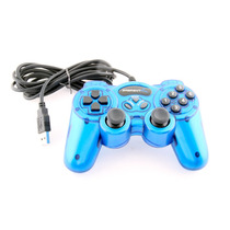 Gamepad Joystick Para Pc Usb Modo Turbo Vibración 12 Botones