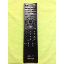 Control Para Pantalla Sony Smart Con Funcion Netflix
