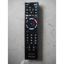 Control Para Pantalla Sony Con Función De Netflix Rm-yd089
