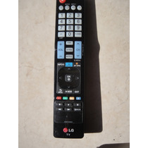 Control Original Lg Smart Tv Akb73756542