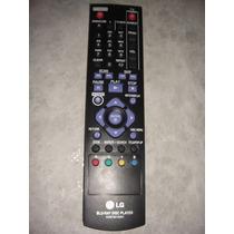 Control Remoto Dvd Blu-ray Lg Original Akb 73215301