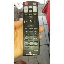 Control Lg Mini Componente Original Akb73655701