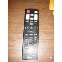 Control Remoto Para Minicomponente Lg Original