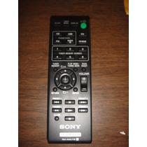 Control Remoto Para Minicomponente Sony Original