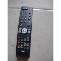 Control Remoto Aoc Rc2444601/01 Lcd Tv