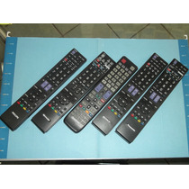 Control Remoto Smart Tv Led 3d Sony Samsung Sharp Panasonic