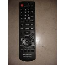 Control Panasonic Minicomponente Sc-akx10 N2qayb000500