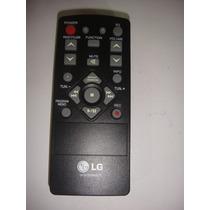 Control Remoto Para Minicomponente Lg Original Akb36086224