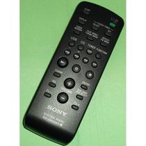 Control Remoto Para Modular Sony Genezi Original Rm-amu053