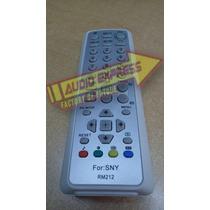 Control Remoto Radox 125740