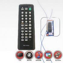 Control Remoto Universal Tv Y Dvd - Resistencia Y Precision