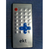 Control Remoto Ekt Para Tv 7