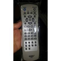 Control Remoto Para Tv Dvd Lg Usb Dvd Cd Generico Radox 338