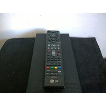 Control Remoto Lg Para Teatro Mod. Akb69491501