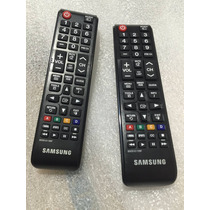 Control Remoto Samsung Tv Led Smart Pantalla Plana Hd 3d