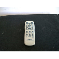 Control Para Minicomponente Sanyo Mod . Rb - Mcr60