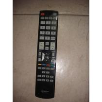 Control Para Tv Hitachi Original Pantalla Clu-49121s