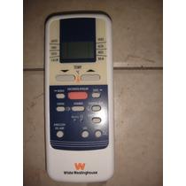Control Minisplit Westinghouse Clima Aire Acondiciona R51m/e