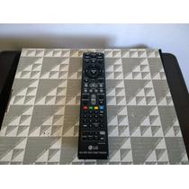 Control Remoto Para Teatro Lg Mod . Akb73775801