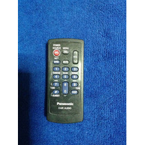 Control Para Auto Estéreo Panasonic