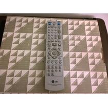 Control Remoto Para Combo Dvd / Vhs Lg Mod. 6711r1p072g