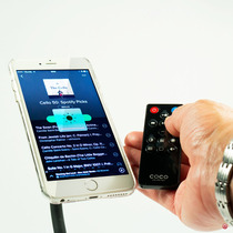 Control Remoto Multimedia Bluetooth Para Iphone 6s Plus
