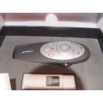 Apuntador Wireless Multimedia Presenter Ideal Powerpoit