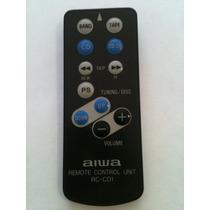 Control Remoto Para Auto Estereo Aiwa Rc-cd1