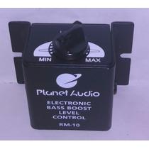 Control Externo De Bajos Para Amplificadores Planet Audio