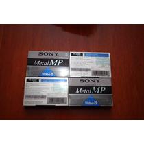Video Cassete Sony 8mm Nuevos