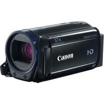 Canon Vixia Hf R600 Videocamara Hd Con Memoria Flash Negro