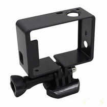 Gopro Marco Frame Montura Adaptador Kit Hero 3 3+ 4 Black
