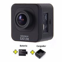 Camara Deportiva Sumergible Sjcam M10 Plus Video 2k +bateria