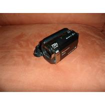 Videocamara Panasonic Sdr H86 Hdd 80gb Semi Nueva
