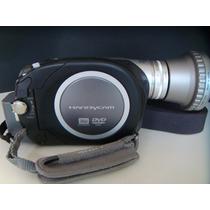 Video Camara Sony Handycam Touch Panel Dvd 20x Y Lentes