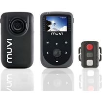 Mini Video Cámara Veho Muvi 1080p Memoria De 4gb Gratis