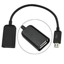 Allreliâ® Micro Usb Host Otg Cable Adaptador [garantía De Po