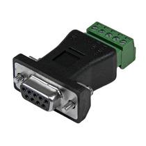 Adaptador Startech.com Db92422 De Serial Rs422 Rs485 Db9 A B