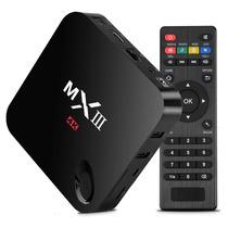 Android Tv Mxiii G Tv Box 2gb Ram 8gb Rom 4k X 2k