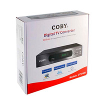Decodificador De Tv Digital Coby Dtv-600 Excelente Precio!