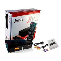 Decodificador Digital Joinet Jtv, Sintoniza Tv Abierta, Hdmi