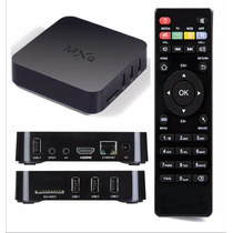 Android Tv Box A5 Cortex A5 Wifi / Tv Gratis Por Internet
