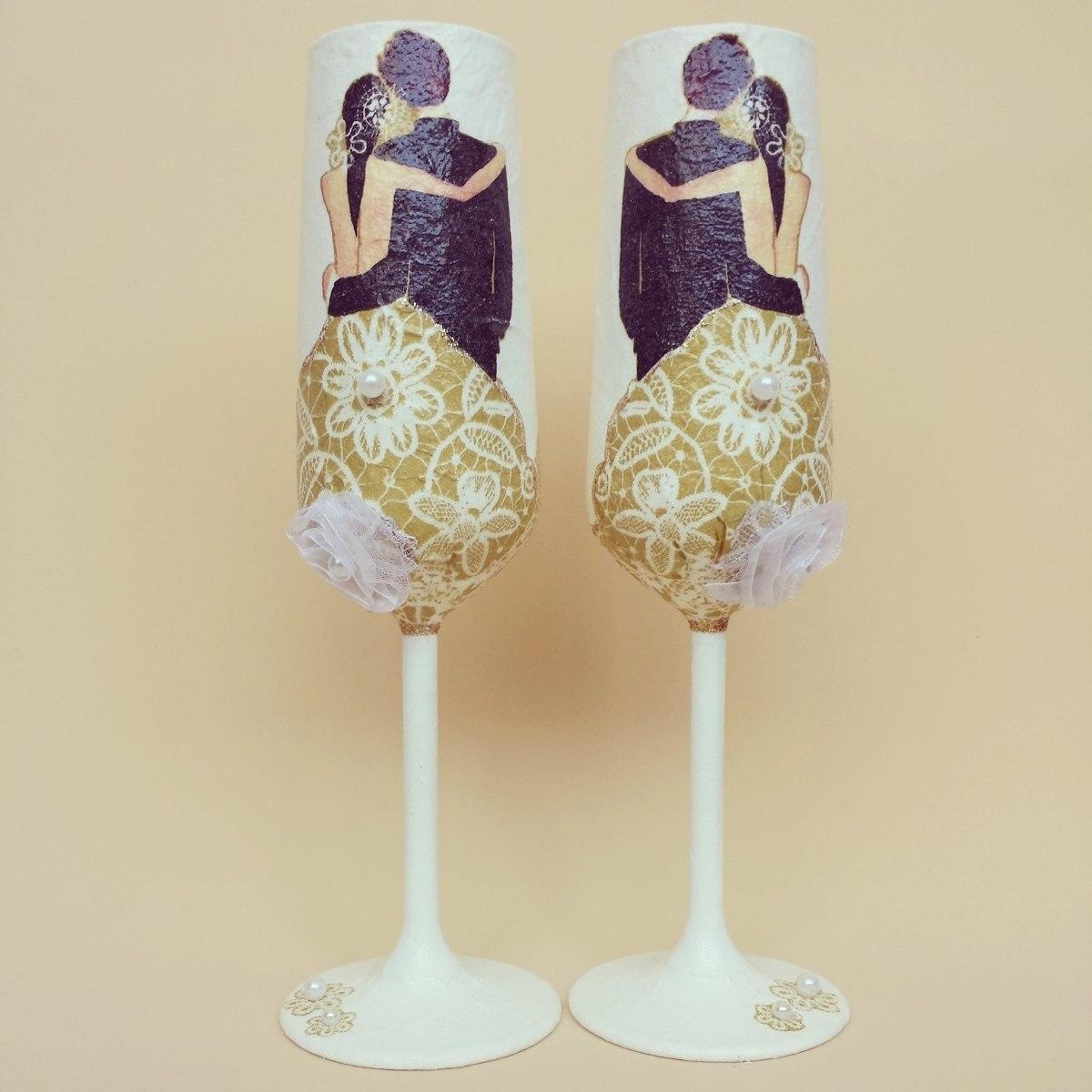 Related pictures copas novios champagne para bodas decorar for Copas de champagne