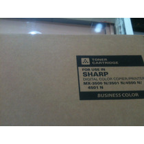 Cartucho Toner Katun Sharp Negro Mx 3500/ 3501/ 4500/ 4501