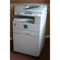 Fotocopiadora Impresora Ricoh Maneja Hasta Doble Carta