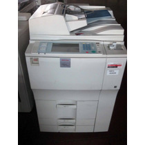 Copiadora Ricoh Mp 6001 7001 8001 Piezas Refacciones Usadas