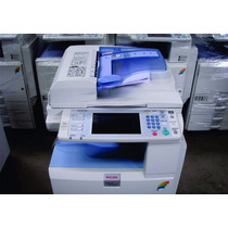 Fotocopiadora Color Ricoh Mp C2550 Printer Escaner Seminueva